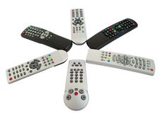 Free Remote Controls Stock Photography - 15350112