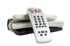 Free Remote Controls Royalty Free Stock Image - 15350166