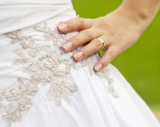 Free Bride Royalty Free Stock Image - 15351056