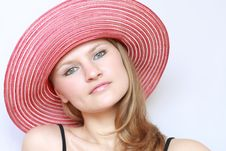 Free Portrait Pretty Woman In Panama Royalty Free Stock Photography - 15351697