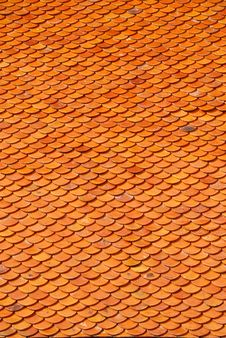 Free Clay Roof Tile Stock Image - 15352861
