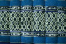Handmade Pillow Royalty Free Stock Image