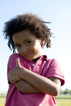 Free Cute Little Boy Stock Photo - 15353510