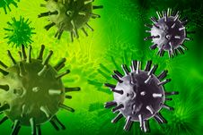 Free Virus Stock Photo - 15353660