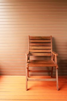 Free Wooden Chair Stock Images - 15353804