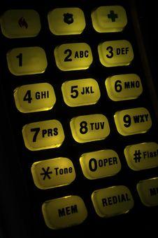 Free Telephone Stock Photo - 15354380