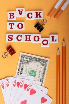 Free Back To School Royalty Free Stock Images - 15354649