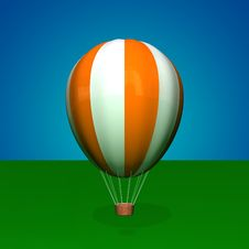 Free Air Balloon Stock Images - 15354674