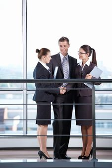 Free Successful Partnership Stock Photos - 15355153
