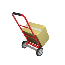 Free Cart Stock Photo - 15355170