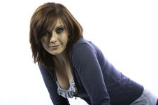 Free Red Head Portrait Stock Images - 15359254