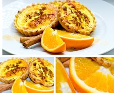 Free Saffron Tarts Royalty Free Stock Photos - 15359288
