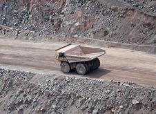 Free Quarry Working Stock Photo - 15359390