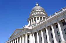 Free Utah State Capitol Building Stock Images - 15359574