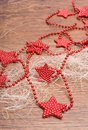 Free Christmas Decoration With Stars Royalty Free Stock Photo - 15361675
