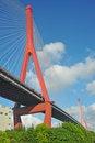 Free Red Bridge Stock Photos - 15363043