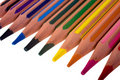 Free Coloured Pencils Stock Image - 15365331