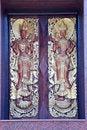 Free Traditional Thai Style Molding Art Stock Photo - 15366510