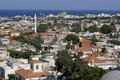 Free View Over Rhodes Old Town Royalty Free Stock Photo - 15367345