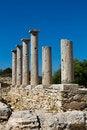 Free Ruins At The Sanctuary Of Apollon Ylatis, Cyprus Stock Photos - 15367513