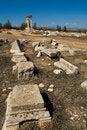 Free Ruins At The Sanctuary Of Apollon Ylatis, Cyprus Stock Photos - 15367703