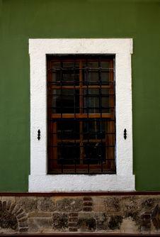 Window Frame Stock Image