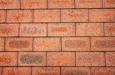 Free Red Brick Wall Royalty Free Stock Photos - 15360758