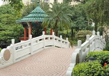 Free Chinese Garden Stock Image - 15360861