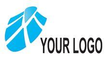 Free Blue Logo Stock Images - 15360944