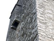 Castle Of Vezio - Italy Royalty Free Stock Image