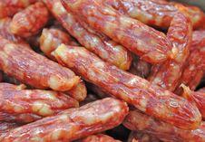 Free China Sausage Stock Image - 15362781