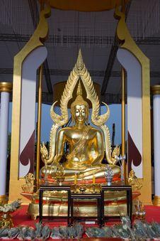 Free Thai Style Buddhha Image Royalty Free Stock Image - 15363006