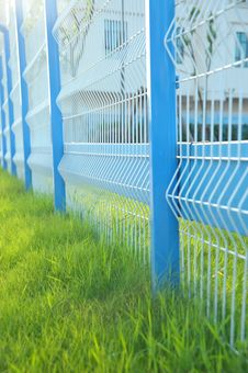 Free Iron Fence Royalty Free Stock Images - 15363089