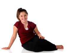 Free Lovely Preteen Stock Photography - 15363542