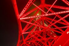 Free Tokyo Tower Royalty Free Stock Photos - 15363618