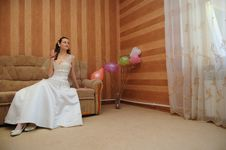 Free The Bride In Waiting Stock Image - 15363751