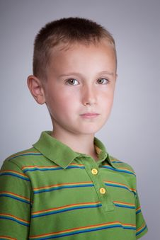 Free Boy Portrait Royalty Free Stock Images - 15364319