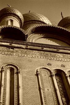 Free Old Monastery Walls Stock Photos - 15365013