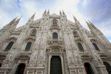 Free Duomo Stock Images - 15365174