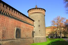 Free Building Architecture Of Old Castle Stock Photography - 15365322