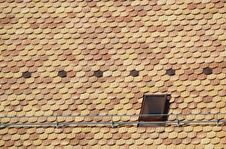 Free Roof Tiles Royalty Free Stock Images - 15365779