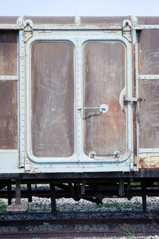 Free Train Door Of Railway Products Stock Photography - 15365942