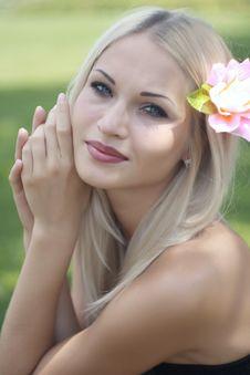 Free Pretty Blonde Stock Photo - 15366290