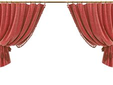 Free Curtain Stock Photography - 15366872