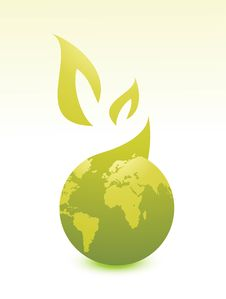 Free Environment Globe Stock Photography - 15367392