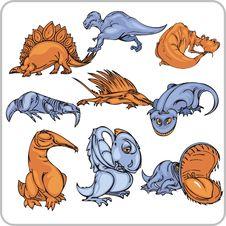 Free Dinosaur. Stock Photos - 15367413