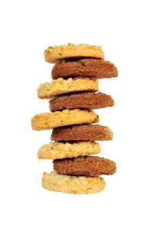 Free Cookies Royalty Free Stock Photo - 15367435