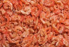 Free Small Dry Shrimp Royalty Free Stock Photography - 15367777