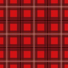 Red Scottish Royalty Free Stock Photography