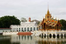 Free Pavilion,Thailand Royalty Free Stock Images - 15369749
